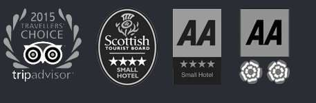 pitlochry hotel with awards, 2015 tripadvisor