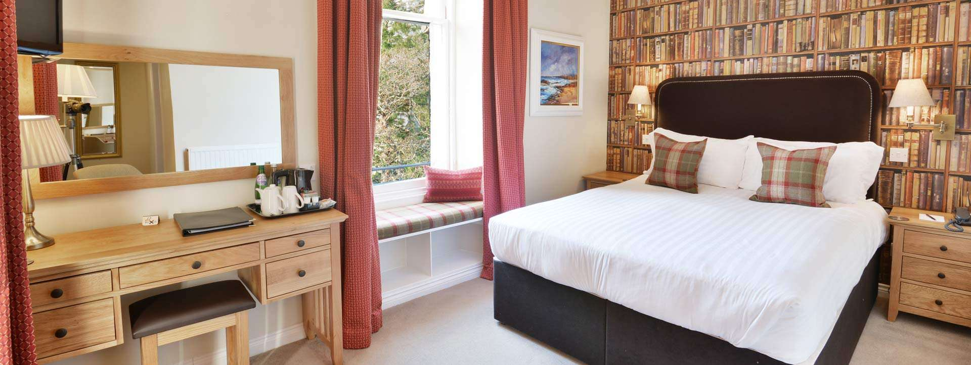 Pitlochry Hotel Classic Rooms