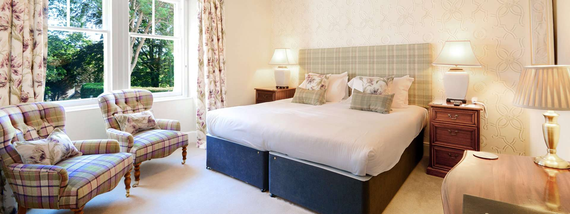 Hotel in Pitlochy Classic Rooms