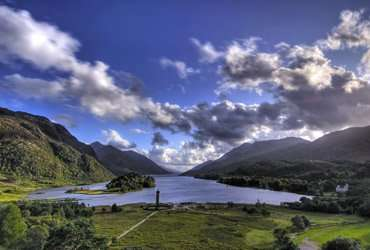 Glencoe and Strontian