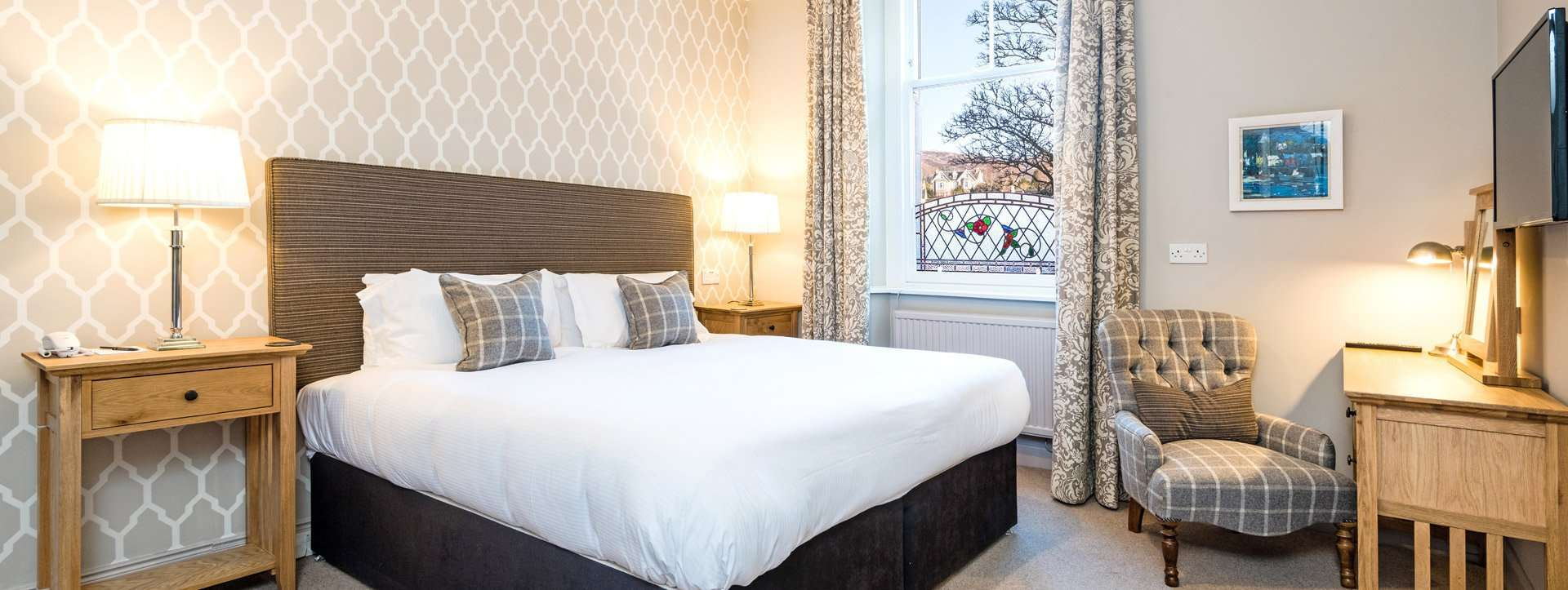 Classic Rooms - Hotel Pitlochry