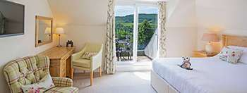 Balcony Rooms - Hotel Pitlochry