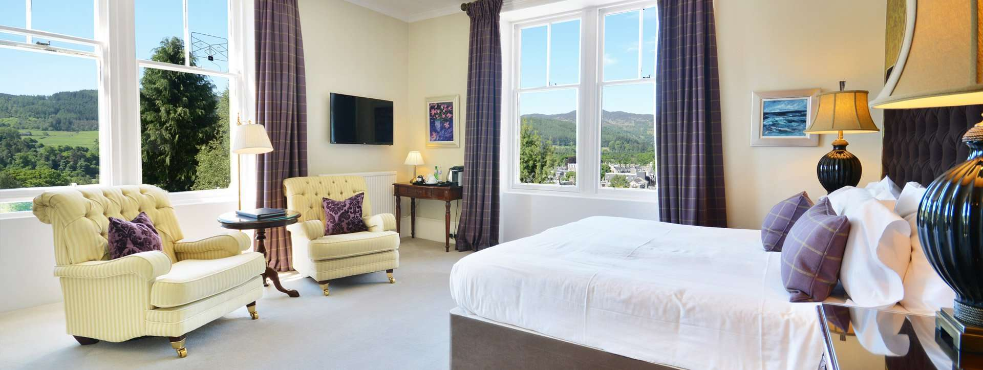 pitlochry hotel with awards