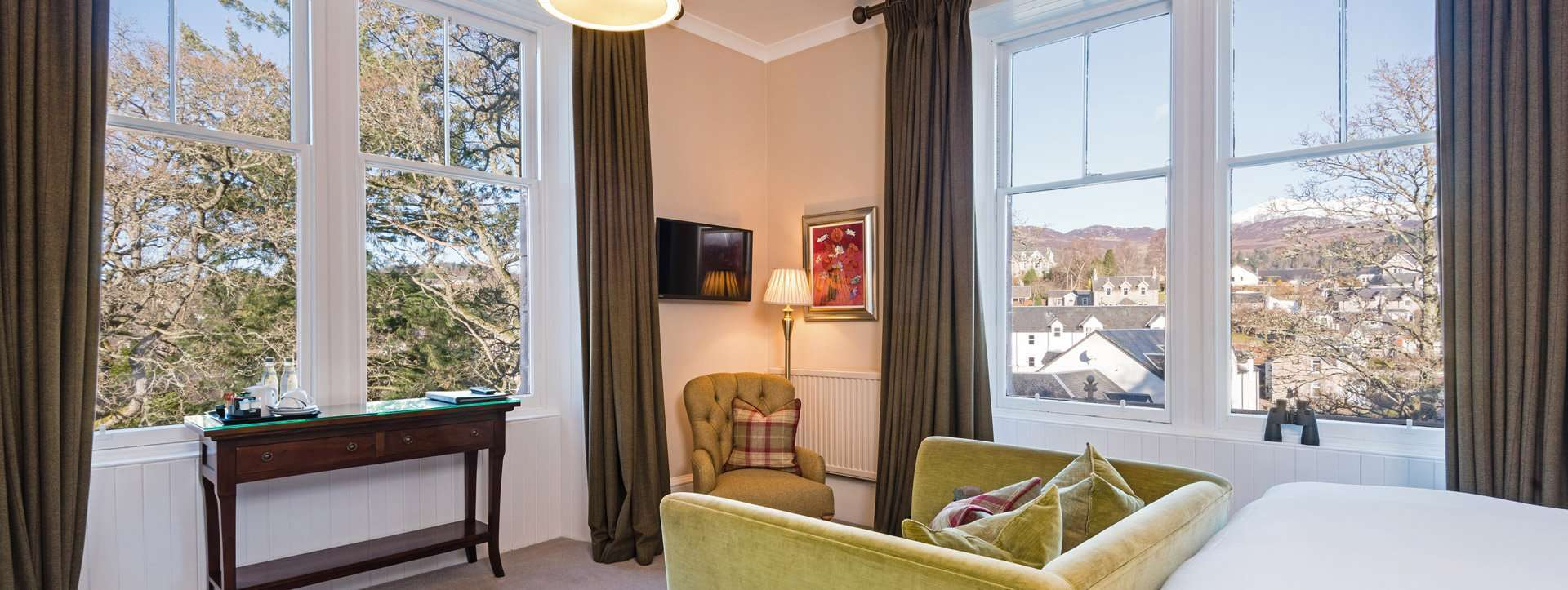 hotel pitlochry rooms